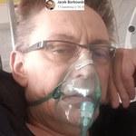 Jacek Borkowski trafił do szpitala z powodu COVID-19. Nowe informacje. Jest w coraz gorszym stanie...