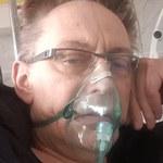 Jacek Borkowski w szpitalu! Trafił pod tlen przez COVID-19