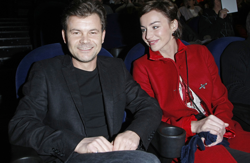 Jacek Braciak i Maja Hirsch / Engelbrecht /AKPA