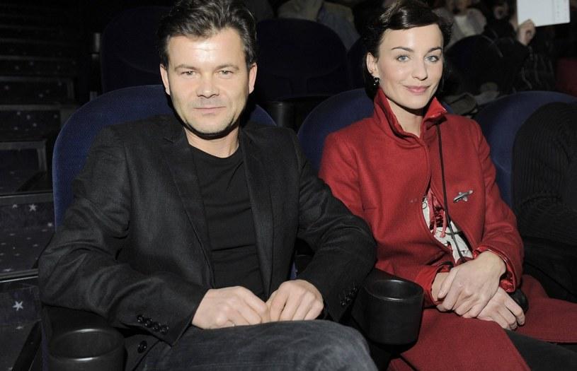 Jacek Braciak i Maja Hirsch /Tricolors /East News
