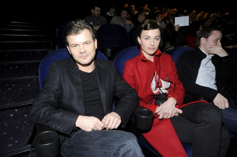 Jacek Braciak, Maja Hirsh /Piotr Wygoda /East News
