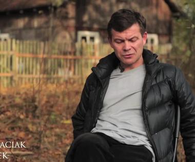 """Jacek Braciak opowiada o pracy na planie filmu """"Sprawiedliwy"""" [epk]"""