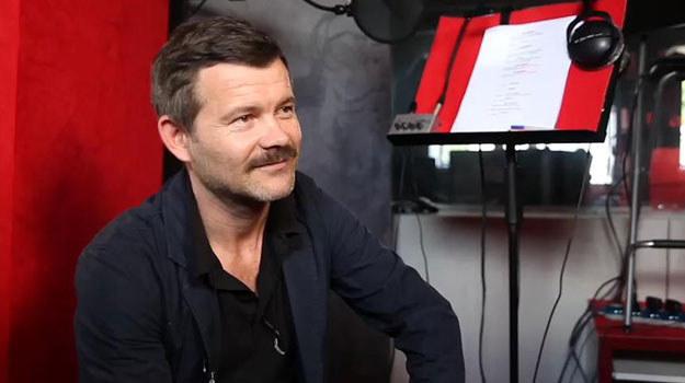 Jacek Braciak użyczy głosu rycerzowi Blaszcce. /materiały dystrybutora
