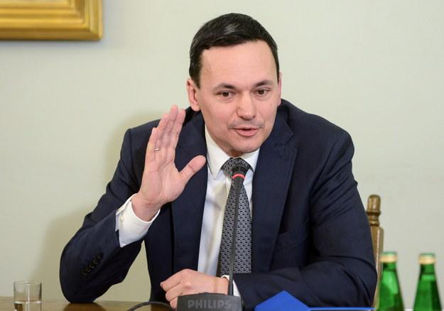 Jacek Cichocki /Jakub Kamiński   /PAP