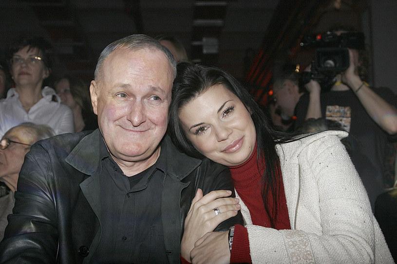 Jacek Cygan i Edyta Górniak /AKPA