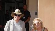 Jacek Cygan z żoną