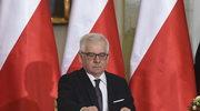 Jacek Czaputowicz nowym ministrem spraw zagranicznych