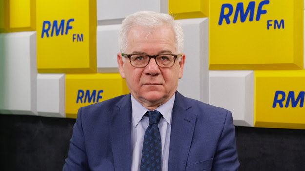 Jacek Czaputowicz /Karolina Bereza /RMF FM