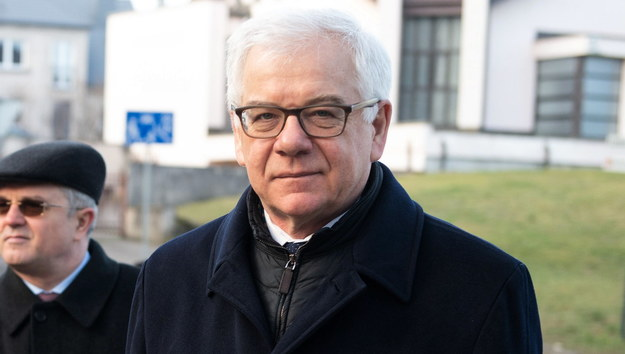 Jacek Czaputowicz /Valdemar Doveiko /PAP