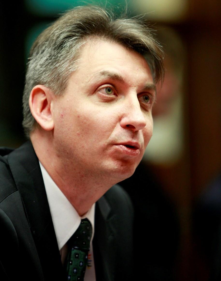 Jacek Dominik / OLIVIER HOSLET    /PAP/EPA