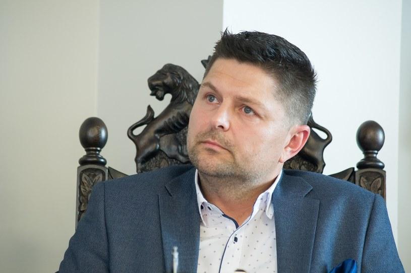 Jacek Hołubowski /Wojciech Stóżyk /Reporter