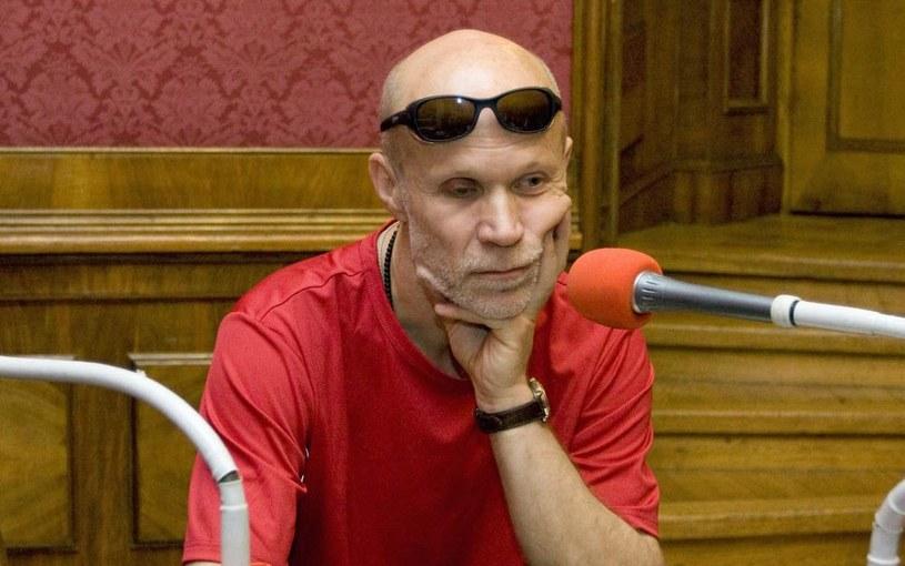Jacek Hugo-Bader podczas spotkania z czytelnikami w Warszawie /Krzysztof Jastrzębski /East News