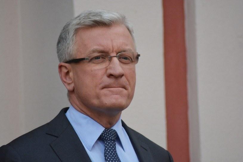 Jacek Jaśkowiak, prezydent Poznania. /Karolina Adamska /East News