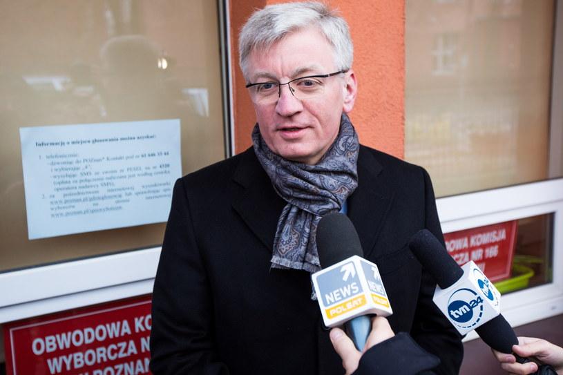 Jacek Jaśkowiak /Marek Zakrzewski /PAP