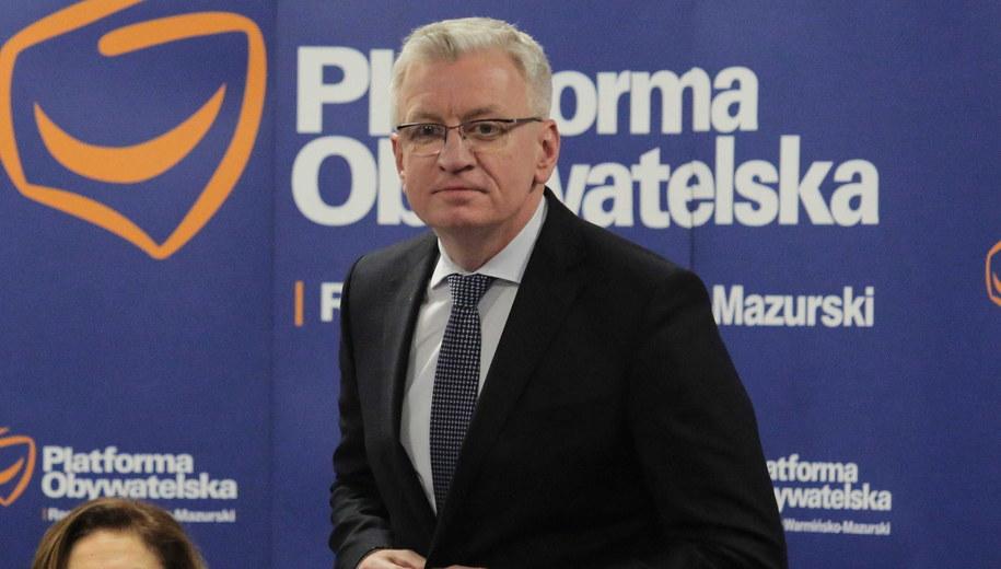 Jacek Jaśkowiak / Tomasz Waszczuk    /PAP