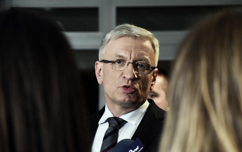 Jacek Jaśkowiak /Marek Lasyk/REPORTER  /Reporter