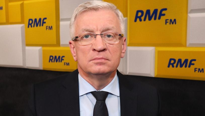 Jacek Jaśkowiak /Piotr Szydłowski /RMF FM