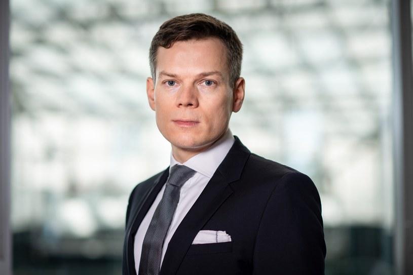 Jacek Jastrzębski, przewodniczący Komisji Nadzoru Finansowego. /Źródło: KNF /materiały prasowe