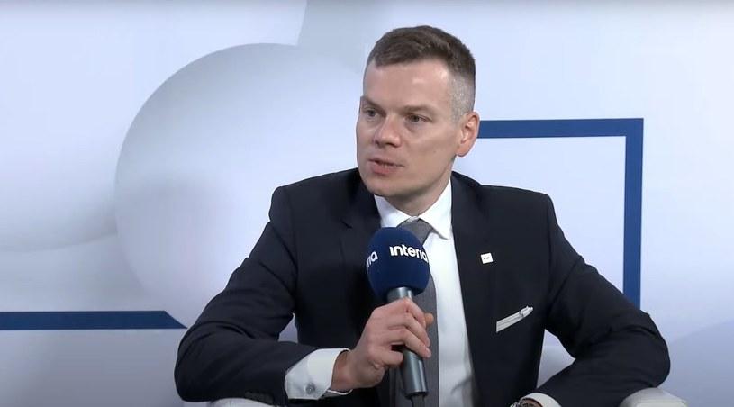 Jacek Jastrzębski, przewodniczący Komisji Nadzoru Finansowego /Fot. Ireneusz Rek /INTERIA.PL
