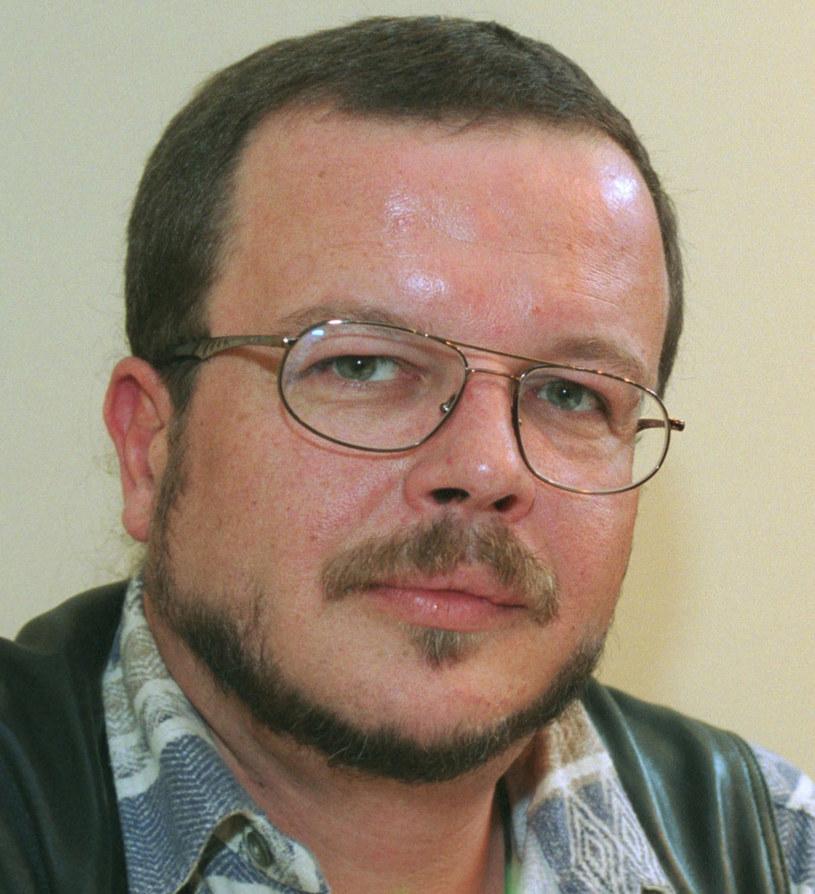 Jacek Kaczmarski /PAWEL STEPNIEWSKI /Reporter