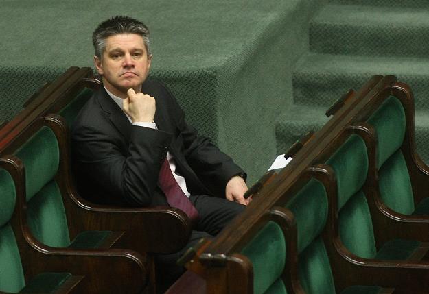 Jacek Kapica. Fot. Michał Dyjuk /Reporter