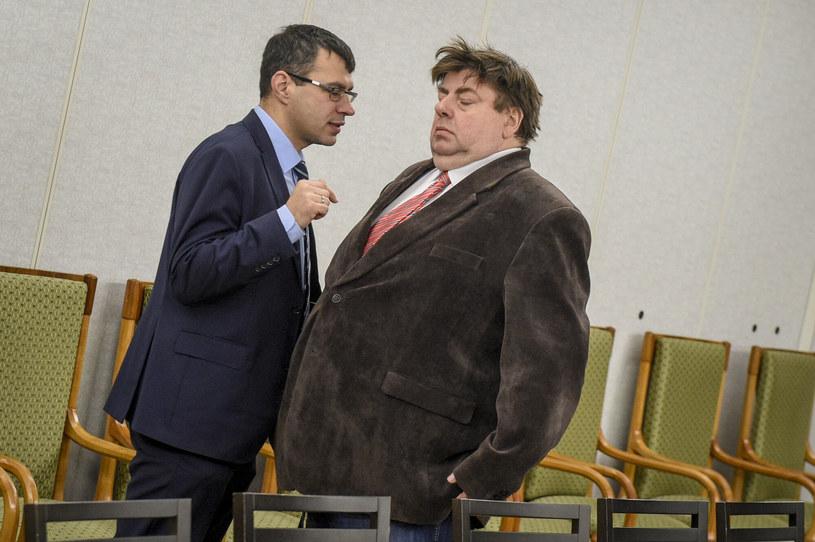 Jacek Karnowski i Piotr Semka / Jacek Domiński /Reporter