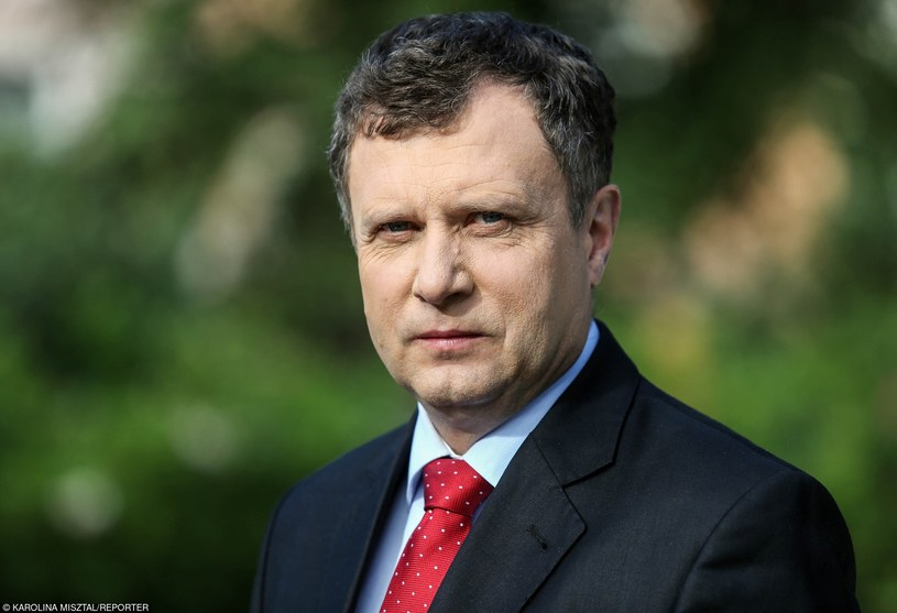 Jacek Karnowski, prezydent Sopotu /KAROLINA MISZTAL/REPORTER /East News
