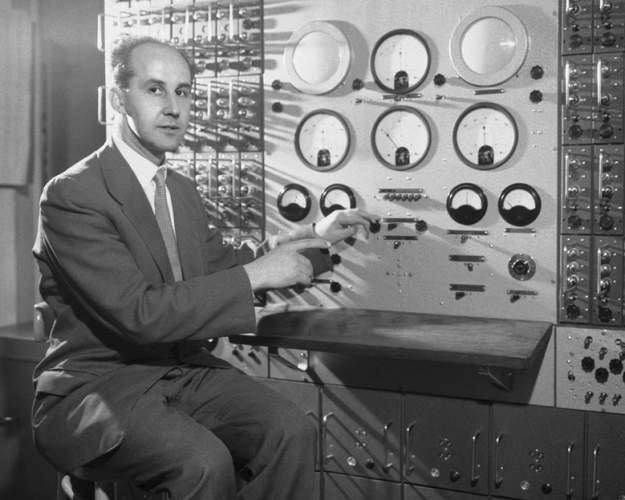 Jacek Karpiński - największy polski geniusz komputerowy XX wieku, prawdziwy patriota . Niedoceniony /Foto: East News