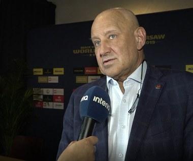 Jacek Kasprzyk o kontrowersjach w finale PlusLigi. Wideo