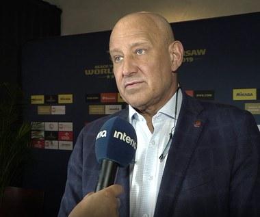 Jacek Kasprzyk: Wilfredo Leon nie będzie miał taryfy ulgowej. Wideo