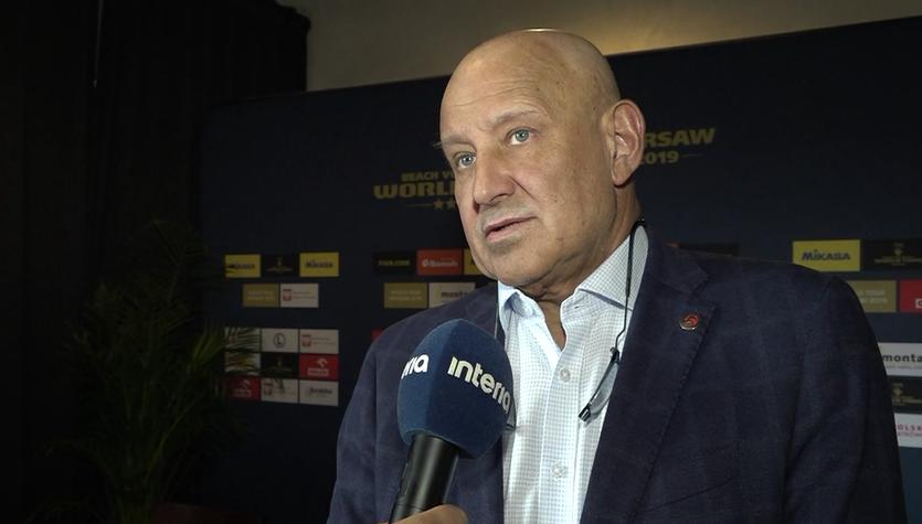 Jacek Kasprzyk zrezygnował z kandydowania na prezesa PZPS