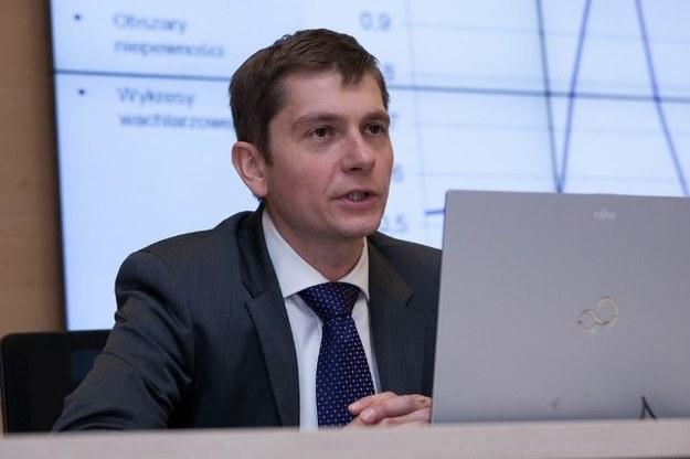 Jacek Kotłowski z Instytutu Ekonomicznego Narodowego Banku Polskiego /&nbsp