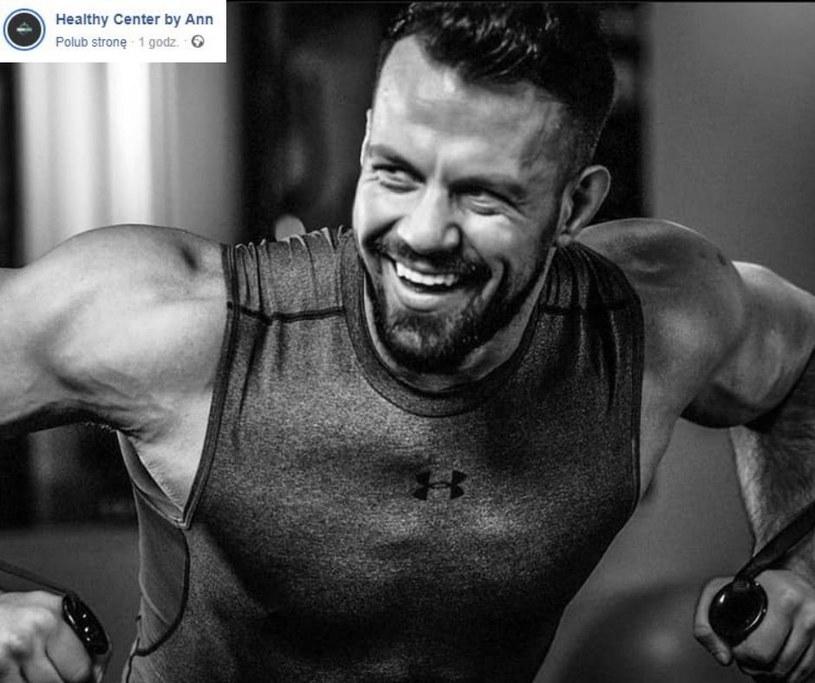 Jacek Kramek/ Fot. Facebook Healthy Center by Ann /
