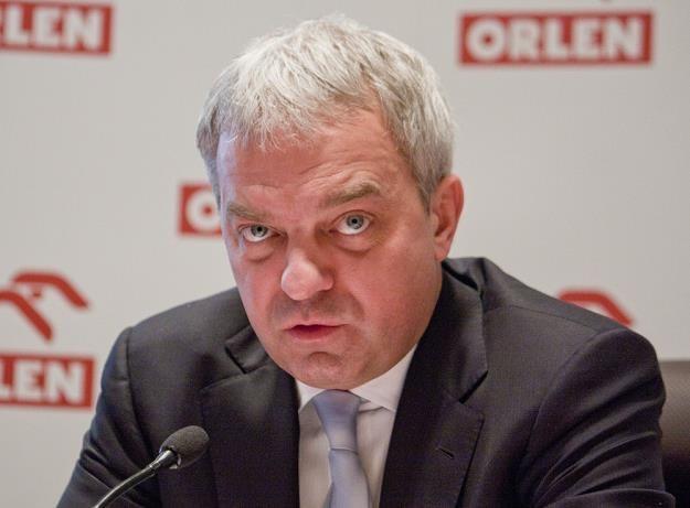 Jacek Krawiec, prezes PKN Orlen. Fot. Krystian Dobuszyński /Reporter
