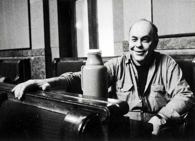 Jacek Kuroń brał czynny udział w przemianach harcerstwa po 1956 r. Był przywódcą jednego z nurtów ideowych /Anna Pietuszko /Agencja FORUM