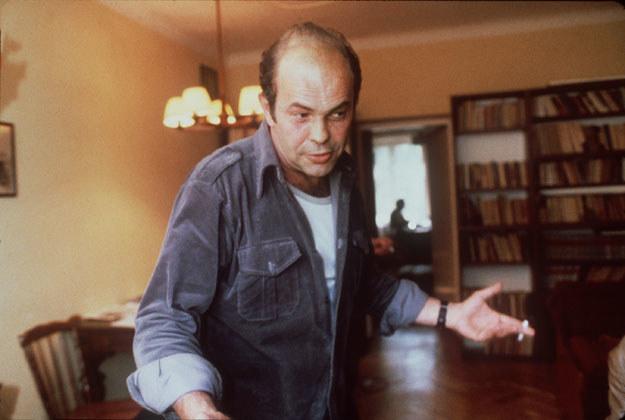 Jacek Kuroń w 1980 roku /AFP