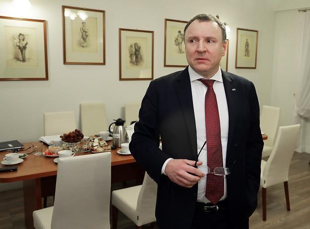 Jacek Kurski /fot. Tomasz Gzell /PAP