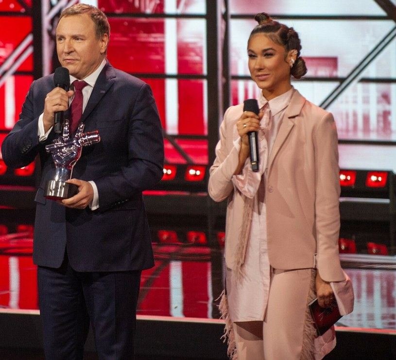 Jacek Kurski i Ida Nowakowska /Artur Zawadzki/REPORTER /Reporter