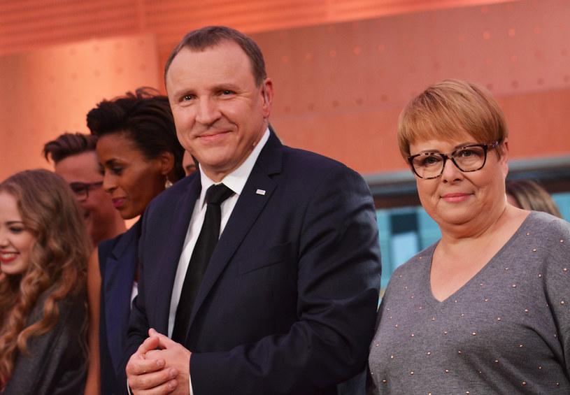 Jacek Kurski i Ilona Łepkowska znów podjęli współpracę! /Polska Press /East News
