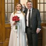 Jacek Kurski i Joanna Kurska świętują! Byli świadkami pięknego sakramentu
