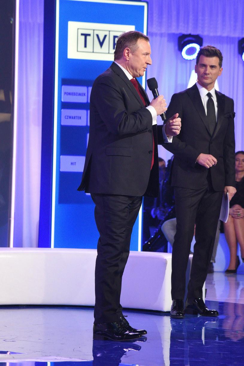 Jacek Kurski i Tomasz Kammel /Tricolors /East News