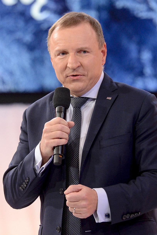 Jacek Kurski na ramówce TVP /AKPA
