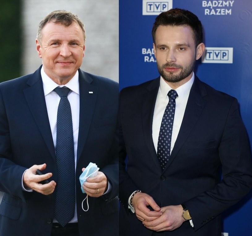 Jacek Kurski nagrodzi dziennikarza sporym awansem? /EastNews /East News