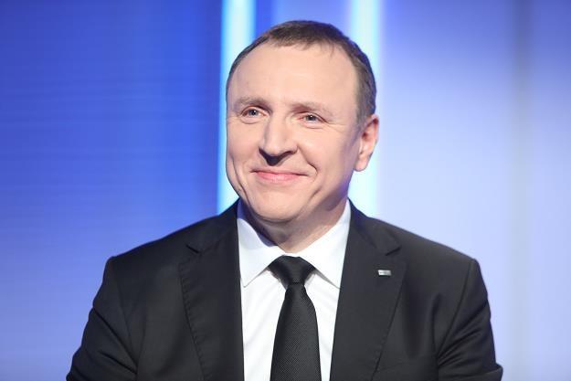 Jacek Kurski, prezes TVP SA. Fot. Stanisław Kowalczuk /Agencja SE/East News