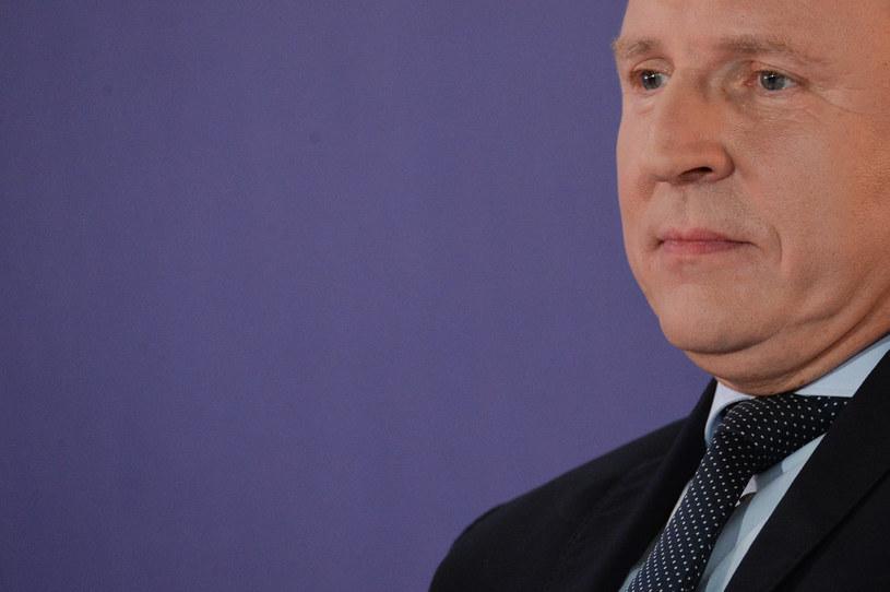 Jacek Kurski, prezes TVP /Aleksiej Witwicki /Agencja FORUM