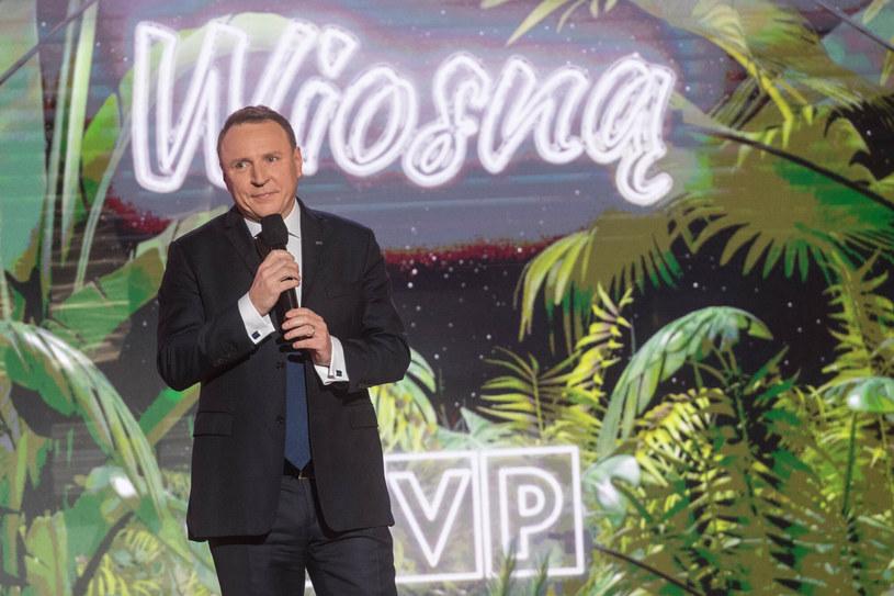 Jacek Kurski, prezes TVP /Jacek Domiński /Reporter