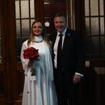 Jacek Kurski wziął drugi ślub kościelny!