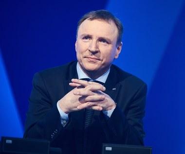 Jacek Kurski ze Złotym Trubadurem