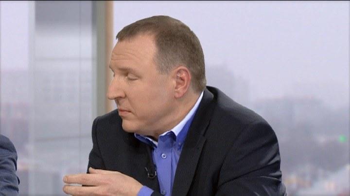Jacek Kurski /TVN24/x-news