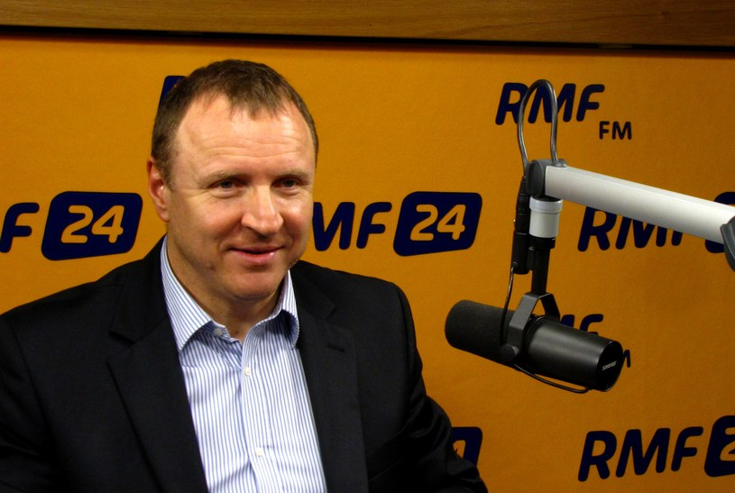 Jacek Kurski /RMF